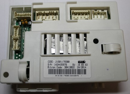 Электронный блок управления Indesit-Hotpoint-Ariston C00298951