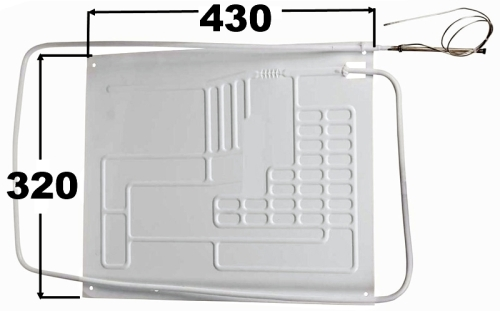 Испаритель ВТО (430х320) КИТАЙ