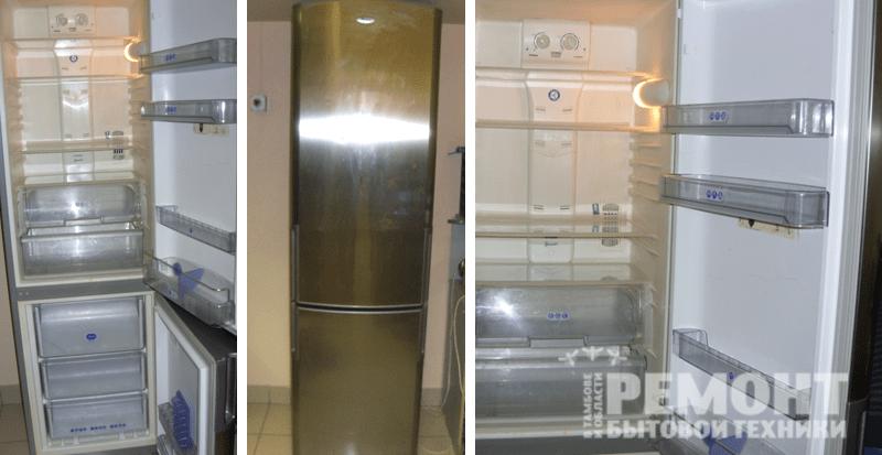 ремонт холодильника WHIRLPOOL
