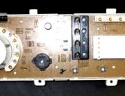 Электронный модуль управления LG EBR612825 +EBR612824
